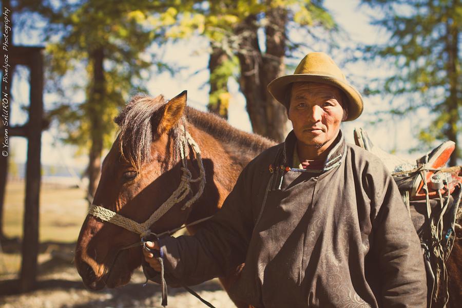 Jour 10 : L'homme et ses chevaux