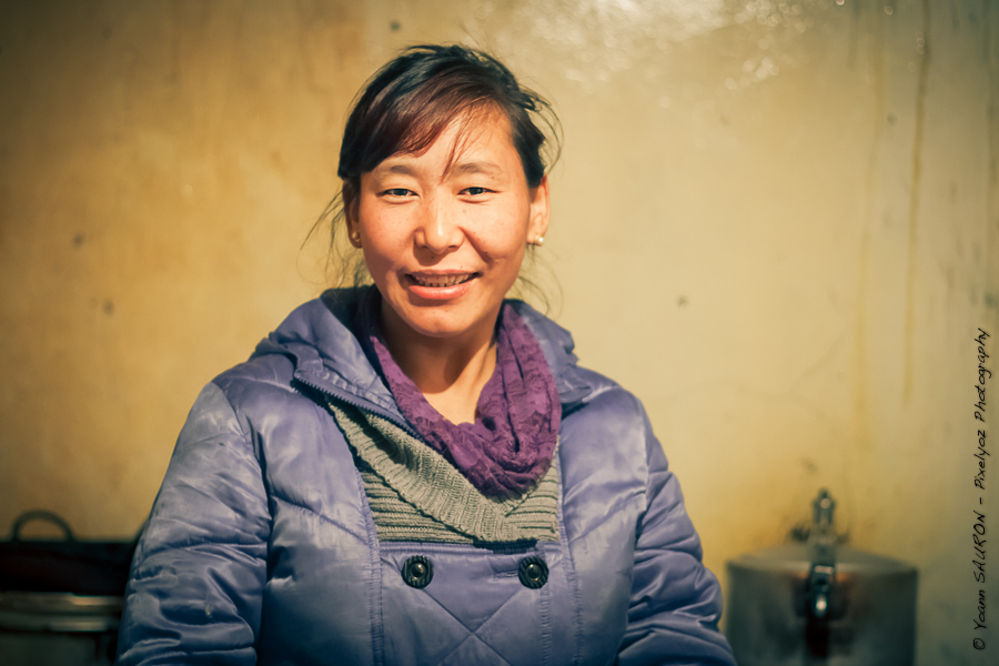 Jour 63 : L'hospitalité d'une femme prisonnière
