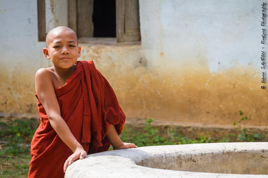 Jour 78 : Irréductible moines … qui résiste à l'envahisseur