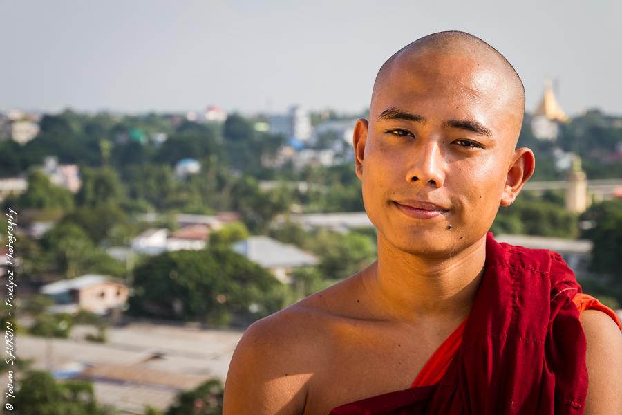 Jour 89 : Sur le toit de Mandalay